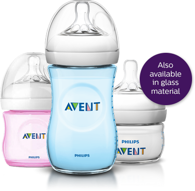 Natural Baby Bottles - Philips Avent