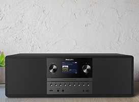 Philips micro Hi-Fi systems