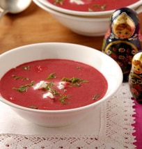 Fresh Beetroot Soup
