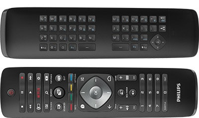 Philips TV Smart Remote keyboard