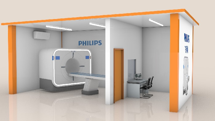 Philips introduces Diagnostic Imaging Cabins in the Philippines