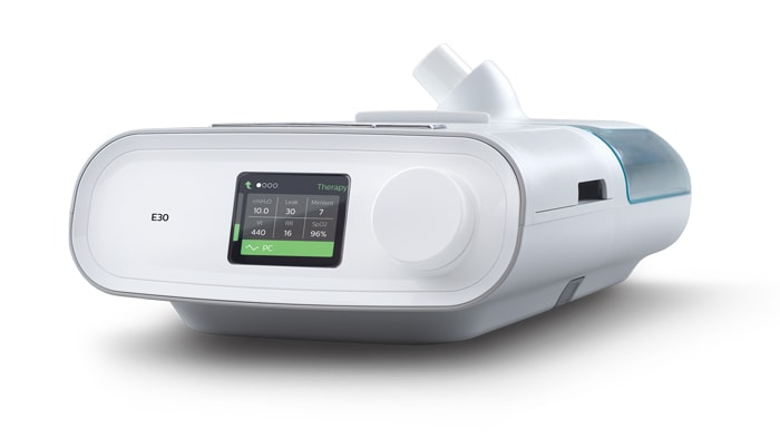 Philips introduces new Philips Respironics E30 ventilator