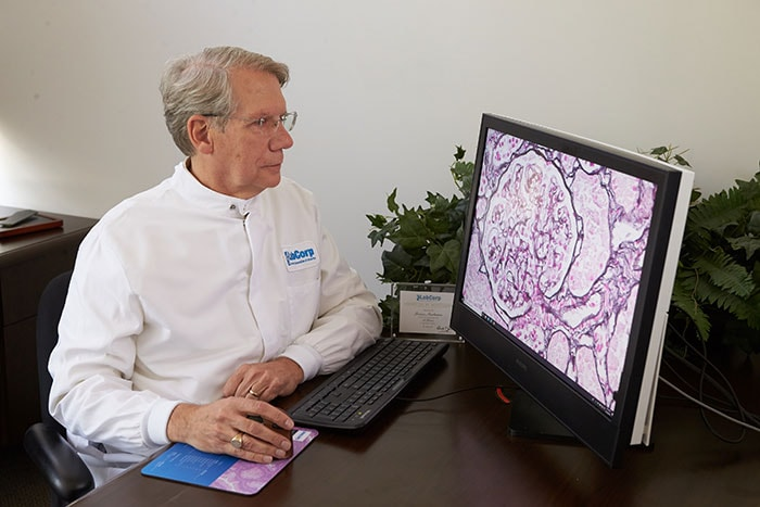 LabCorp and Philips collaborate on digital pathology with implementation of the Philips IntelliSite Pathology Solution