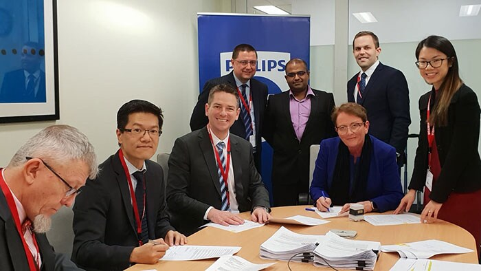Philips signs two long-term strategic partnership agreements in Australia for medical imaging solutions