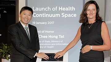Philips launches Health Continuum Space